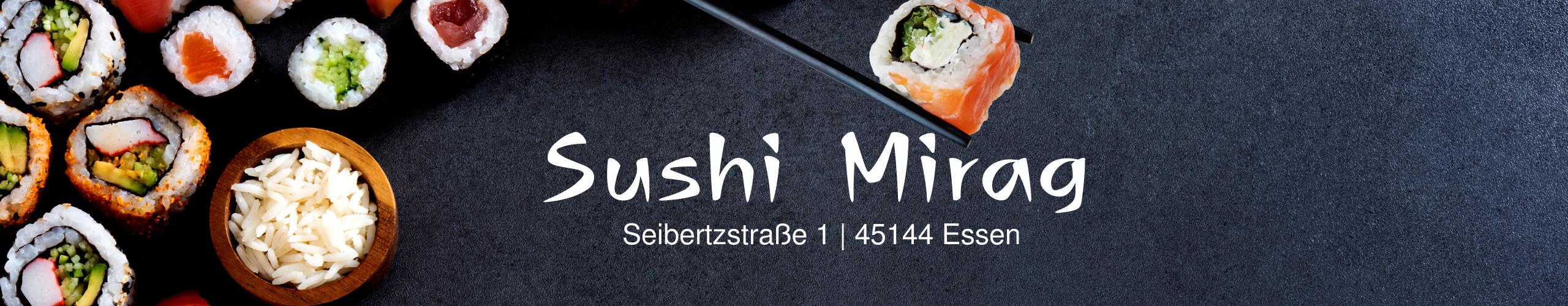 Sushimirag Essen